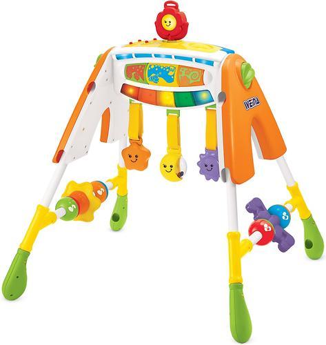 Многофункциональный развивающий центр для малыша Weina 4в1 (7)