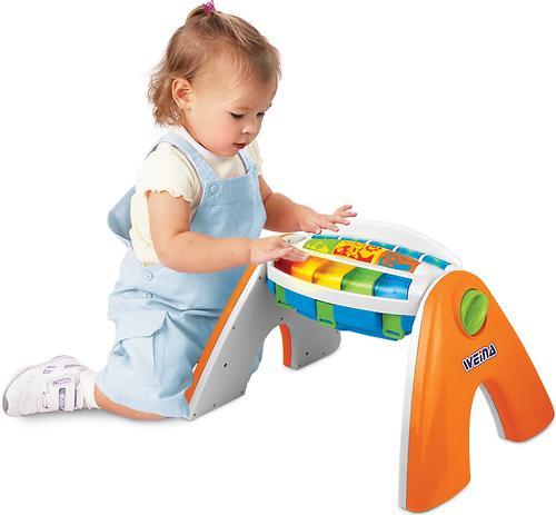 Многофункциональный развивающий центр для малыша Weina 4в1 (12)