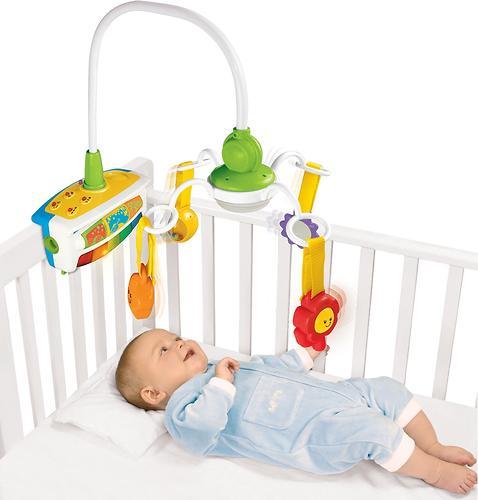 Многофункциональный развивающий центр для малыша Weina 4в1 (10)