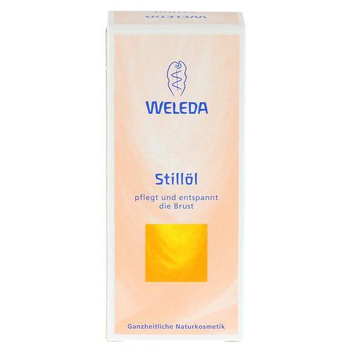 Масло для груди WELEDA в период лактации 50 мл (6)