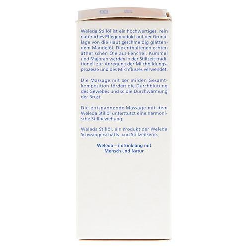 Масло для груди WELEDA в период лактации 50 мл (8)