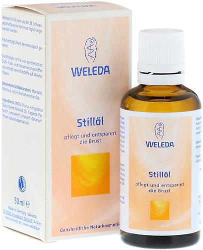 Масло для груди WELEDA в период лактации 50 мл (5)