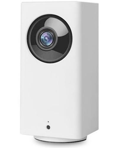 Поворотная Wi Fi камера видеонаблюдения Xiaomi Mijia Dafang 1080p Smart IP (5)