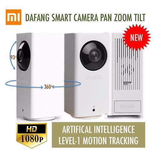 Поворотная Wi Fi камера видеонаблюдения Xiaomi Mijia Dafang 1080p Smart IP (8)